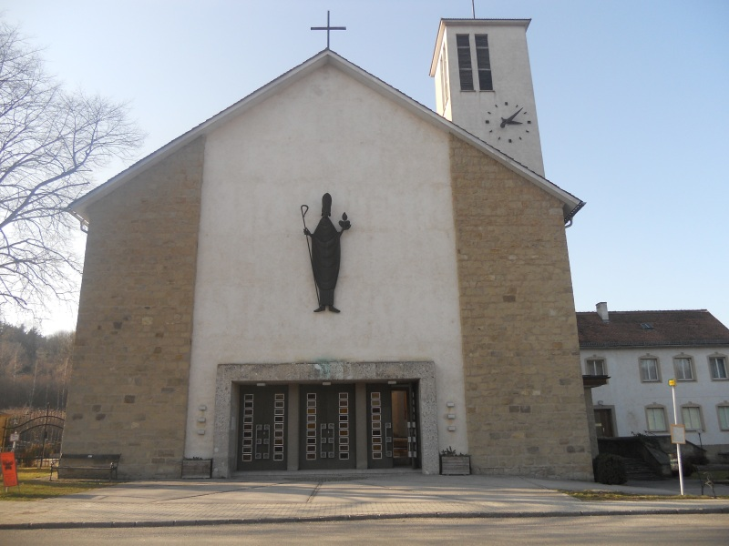 Filialkirche Neustift-Innermanzing