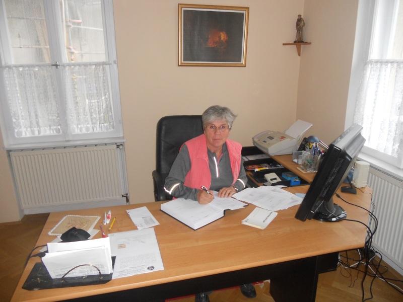 Frau Antonia Geppl