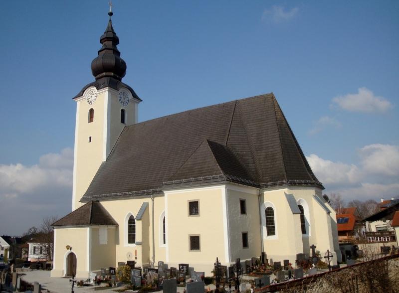 Pfarrkirche Biberbach