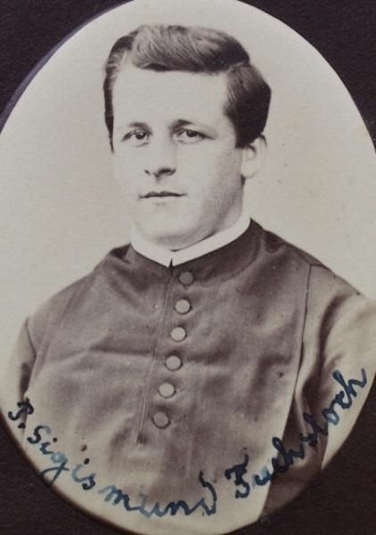 P. Sigismund Fuchsloch