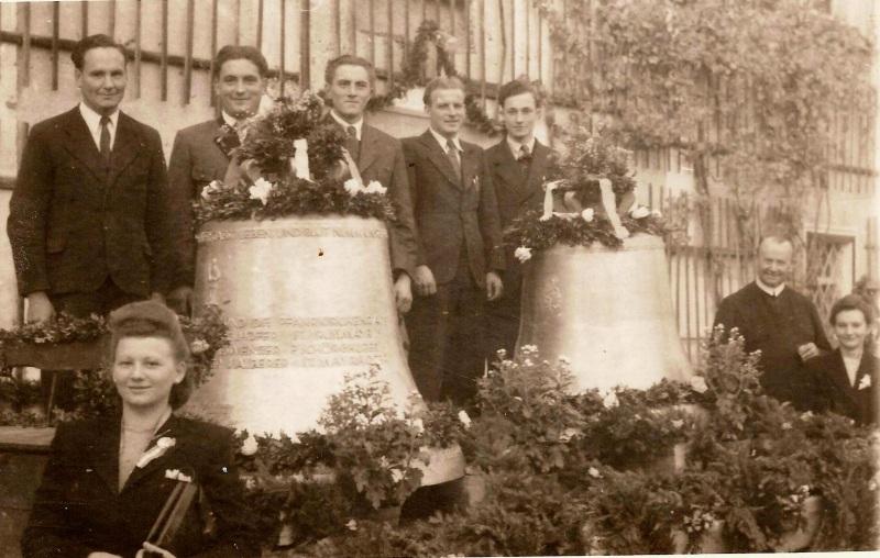 Glockenweihe 1947