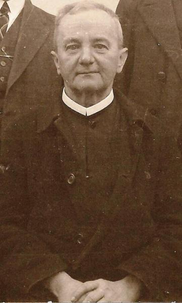 Pfarrer Peterlechner 1933