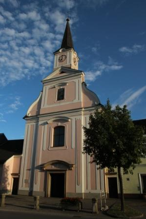 Pfarrkirche Blindenmarkt