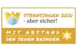 Logo Dreikönigsaktion - Sternsingen mit Abstand