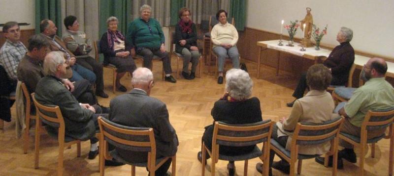 Glaubensgesprächsrunde