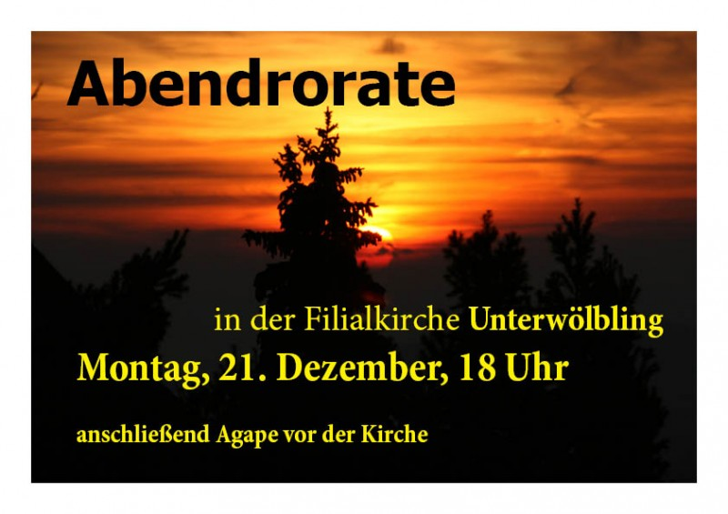 Abendrorate