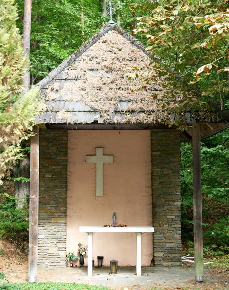 Waldkapelle Weißes Kreuz