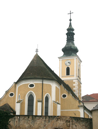 Pfarrkirche Oberwölbling