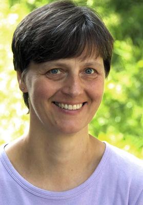 Pastoralassistentin Monika Zlabinger