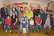 Ein aufbauendes Erlebnis für HelferInnen und Gastfamilien: Der Begegnungsabend