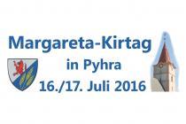 Margareta-Kirtag in Pyhra am 16. und 17. Juli 2016