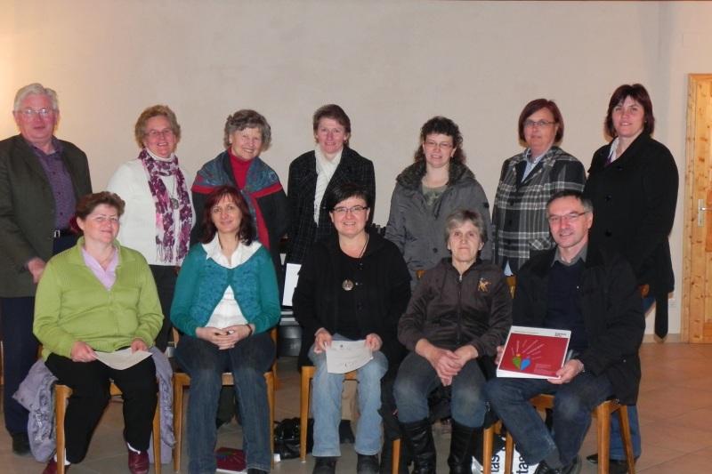 Besuchsdienstseminar in Sallingberg