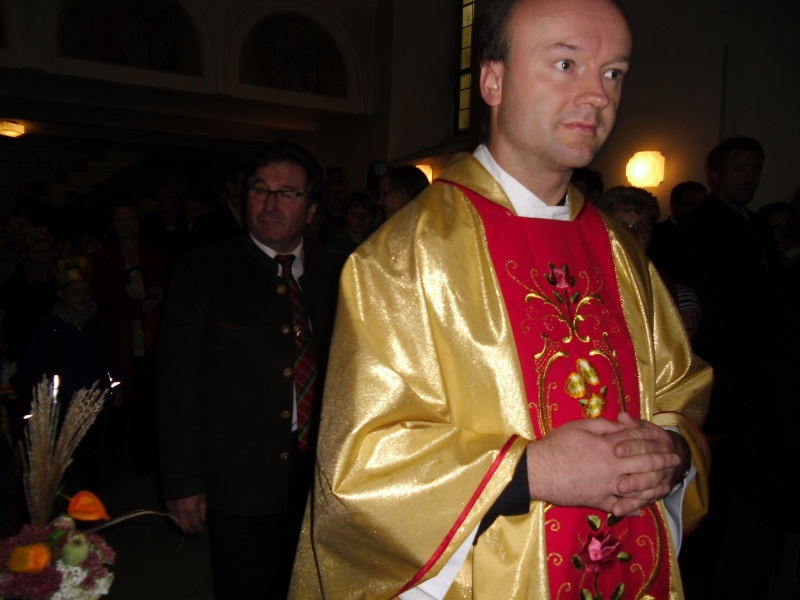 Pfarrer Andreas Hofmann