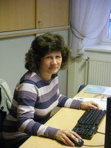 Sekretärin Silvia Kurzmann