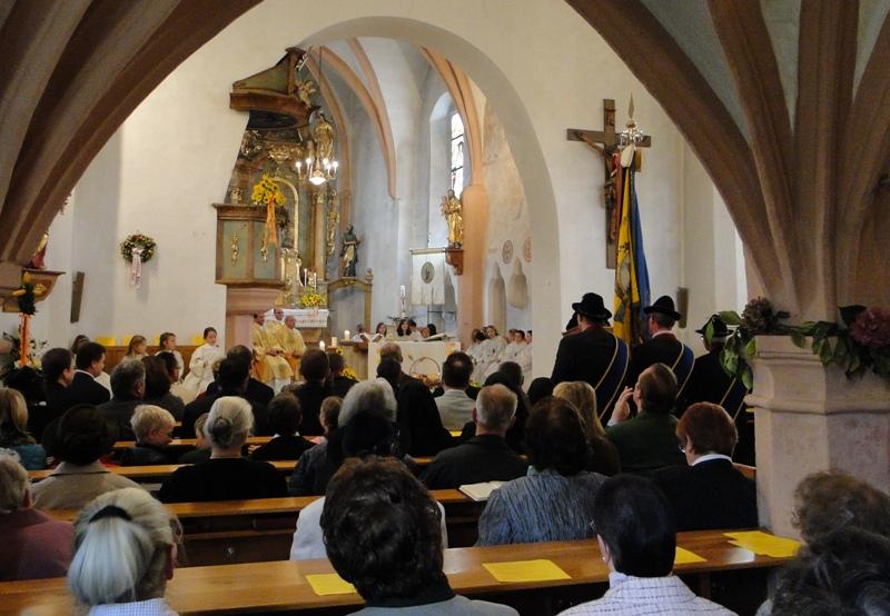 Kirchenbesucher