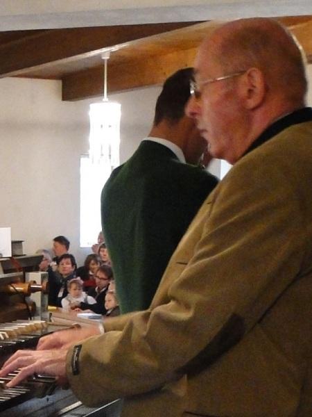 Organist Zotl Fritz